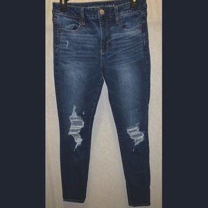 American Eagle Hi-Rise Jegging Jeans